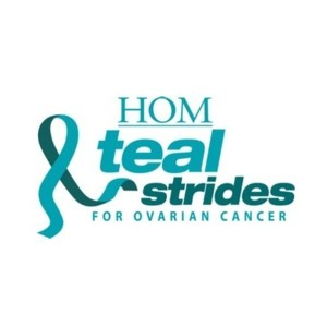Event Home: HOM Teal Strides for Ovarian Cancer